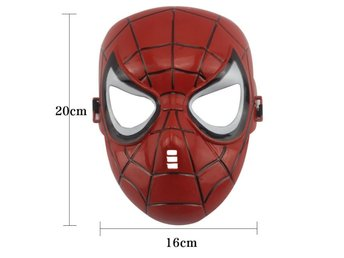 Spider-Man Mask, Barnmaske, Masquerade / Halloween Mask