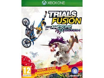 Trials Fusion Awesome Max Ed. (XBOXONE)