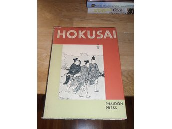 Hokusai. Paintings, Drawings and Woodcuts av Hillier, J.