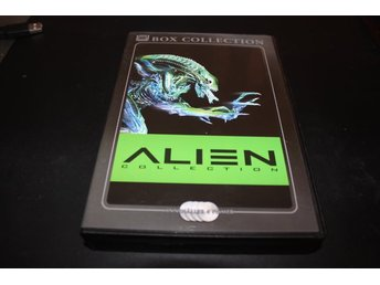 Dvd-box: Alien collection - 4 filmer