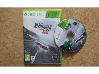 Xbox 360: Need for Speed Rivals
