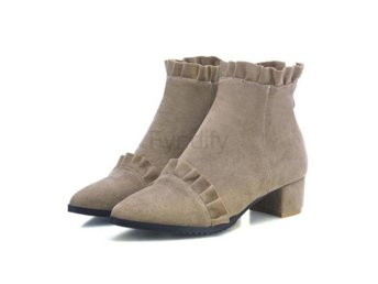 Dam Boots Women Ankle Boots Thick Scrub mi se 42
