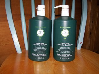 PAUL MITCHELL TEA TREE LEMON SAGE PAKET 1+1liter