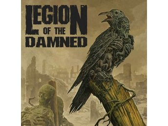 Legion of the damned - Ravenous Plague [CD, 2013]
