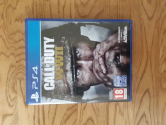Call of duty ww ll, till PS 4