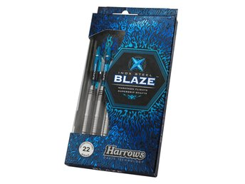 Harrows Blaze Dartpilar 22 Gram