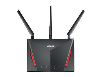 ASUS RT-AC86U Wireless Router Gigabit 802.11ac 2167+750Mbps WLAN USB3.0 AiCloud