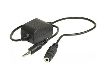 EXC Audio adapter 3.5mm Anti-interference Filter
