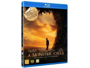 A Monster Calls  2016  109 Min  Svtxt  Blu-ray  Ny