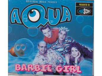 Aqua Barbie Girl GAY
