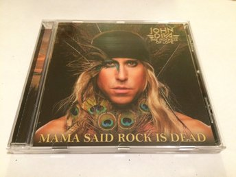 JOHN DIVA and the ROCKETS OF LOVE Mama Said Rock Is Dead CD 2019