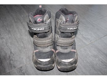0a1790cae9a Viking Gore-tex skor stl 33 gråa gympasko gymna.. (345005617) ᐈ Köp ...
