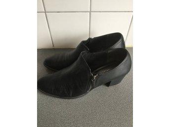 Tamaris, svarta skor, storlek 42