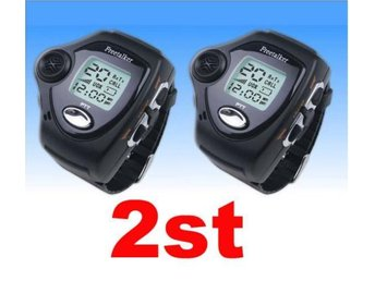 NY! 2st  2-Way Wrist Walkie Talkie i klockformat