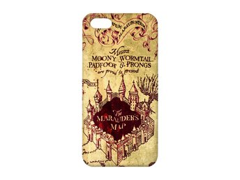 Harry Potter Marauders Map iPhone 5C Skal