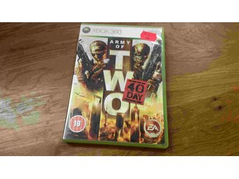 ARMY OF TWO 40 TH DAY XBOX 360 BEG