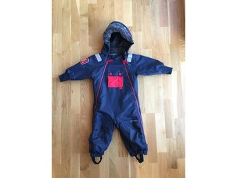 Overall Didriksons stl 70 vinter