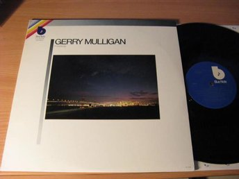 Gerry Mulligan. Freeway. 1981 Blue Note USA.