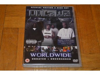 Outlawz - Worldwide Unrated SPecial Edition 2-Disc - DVD INPLASTAD