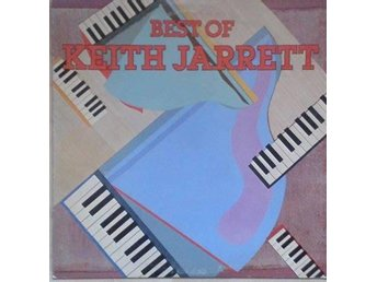 Keith Jarrett title* Best Of Keith Jarrett US LP Comp.