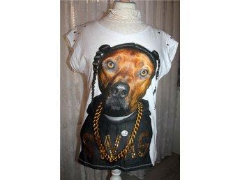 Pets Rock t-shirt strl. M - Hägersten - Pets Rock t-shirt strl. M - Hägersten