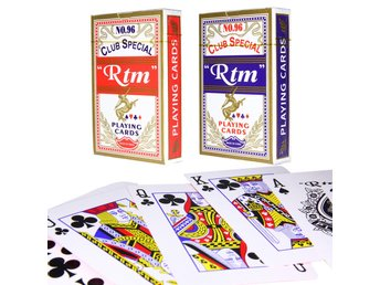 Kortlek, spelkort playing cards, Premium Club Special 2-Pack