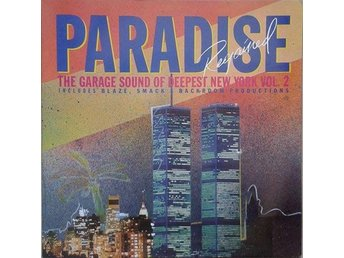 Various title* Paradise Regained: The Garage Sound Of Deepest New York Vol. 2*LP