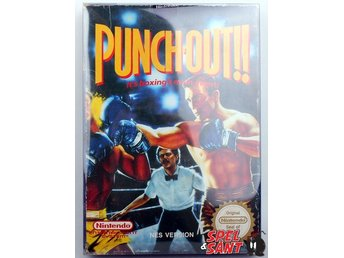 Punch-Out (inkl. Skyddsbox PAL A)