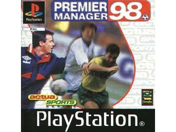 Premier Manager 98 - Playstation PS1