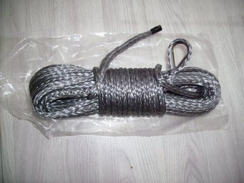 Ny syntetlina Atv Winch  Fast Pris! 6mm/15M
