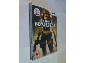 Wii: Lara Croft: Tomb Raider/Tombraider Underworld