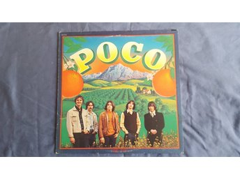 POCO - S/T *EX* US Original LP !