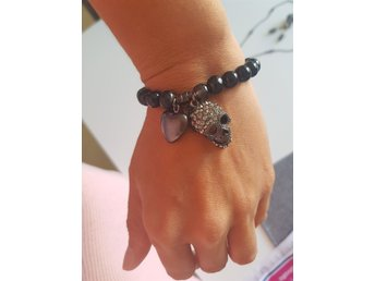 Rock by sweden armband