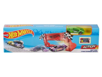 Hot Wheels Stunt Lekset Drift King