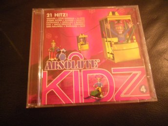 absolute kidz 4 cd
