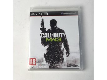 PS3 Spel, Call Of Duty MW3