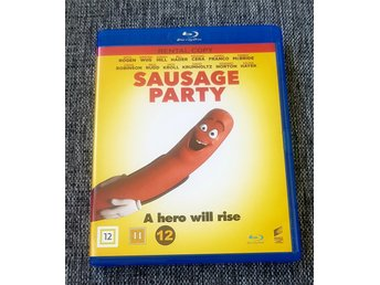 Sausage Party Bluray