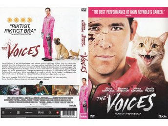 The Voices 2015 DVD