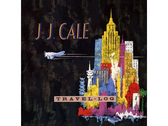 LP J J Cale Travel-log