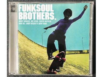 CD: Funksoul Brothers. Samlings-CD. 2000.