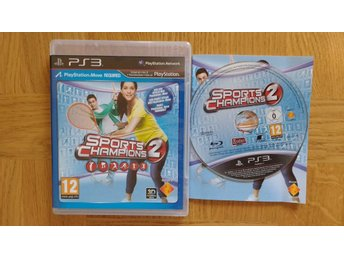 PlayStation 3/PS3: Sports Champions 2 (kräver Move + kamera)