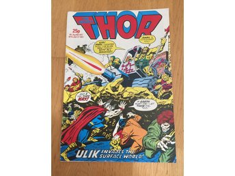 The mighty Thor 15/1983
