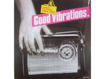 LP Sound of top 40 radio  1964-1967  Good Vibrations