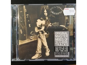Neil Young -Greatest Hits