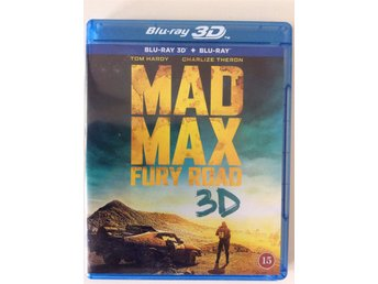 Mad Max Fury Road - Bluray 3D