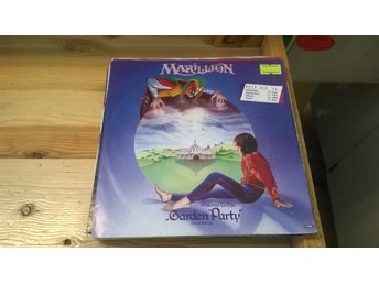 Marillion - (Welcome To The) Garden Party, EP