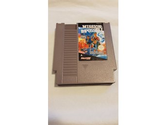 NINTENDO NES Mission Impossible NES-U4-UKV