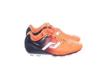 separation shoes a3770 b8bff Pro Touch, Fotbollsskor, Strl  30, Orange Svart Vit