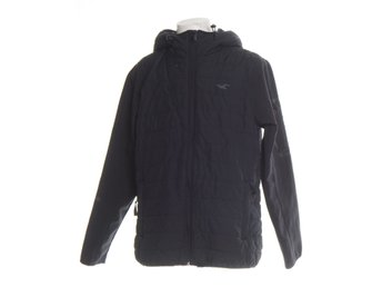 Hollister, Vinterjacka, Strl: L, The Hollister Softshell, Marinblå