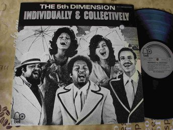 5TH DIMENSION THE - INDIVIDUALLY & COLLECTIVELY LP 1972